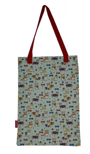 Selina-Jayne Corgi Dogs Limited Edition Designer Tote Bag